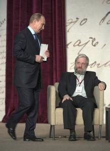 Путин и Достоевский